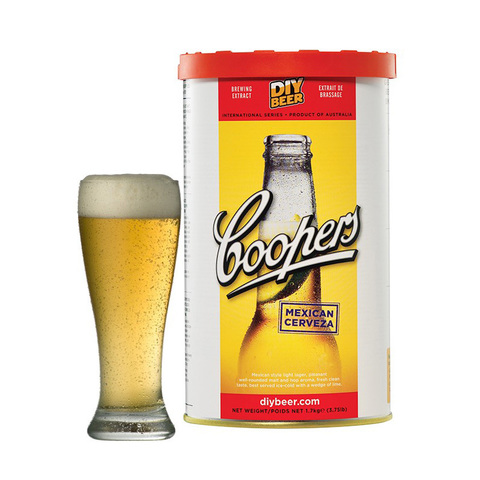 Экстракт COOPERS Mexican Cerveza 1,7 кг