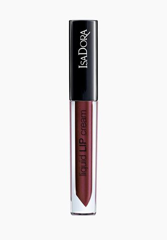Помада жидкая IsaDora Liquid Lip Cream 18 BRUNETTE