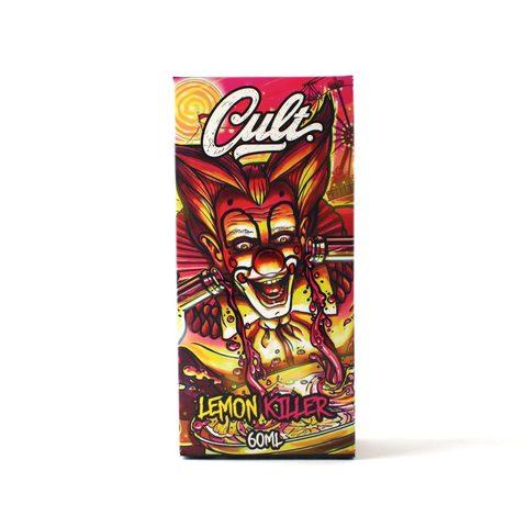 Жидкость Cult Lemon Killer