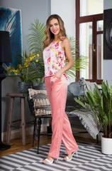 Комплект Mia-Mia с цветочным принтом