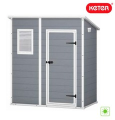 Хозблок Keter MANOR PENT 6x4 (4.2 кв.м.)