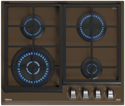 Газовая варочная панель TEKA GZC 64320 XBN LONDON BRICK