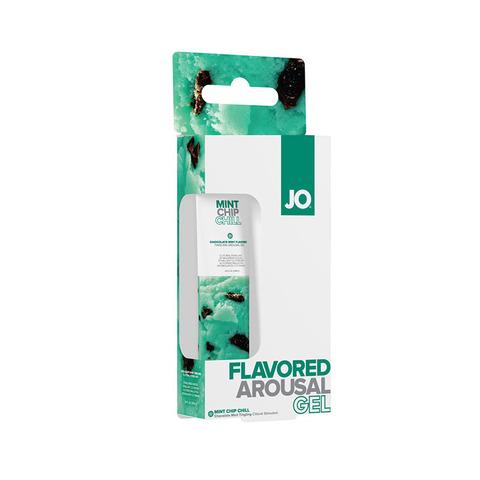 JO Mint Стимулирующее косметическое средство со вкусом мятного шоколада