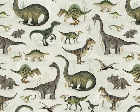 Бумага Jurassic Park