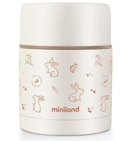 Miniland Natur Thermos, 600 мл