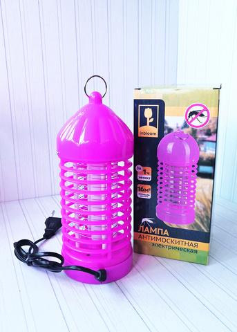 Лампа антимоскитная электрическая