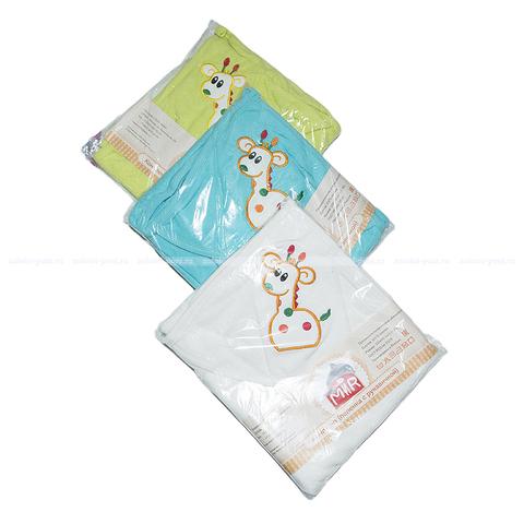 Полотенце с рукавичкой (100х90) 5.6.ЖН16