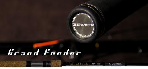 Удилище фидерное ZEMEX
