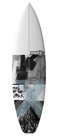 Серфборд Matta Shapes MTM – Monday 2 Monday 6'0''