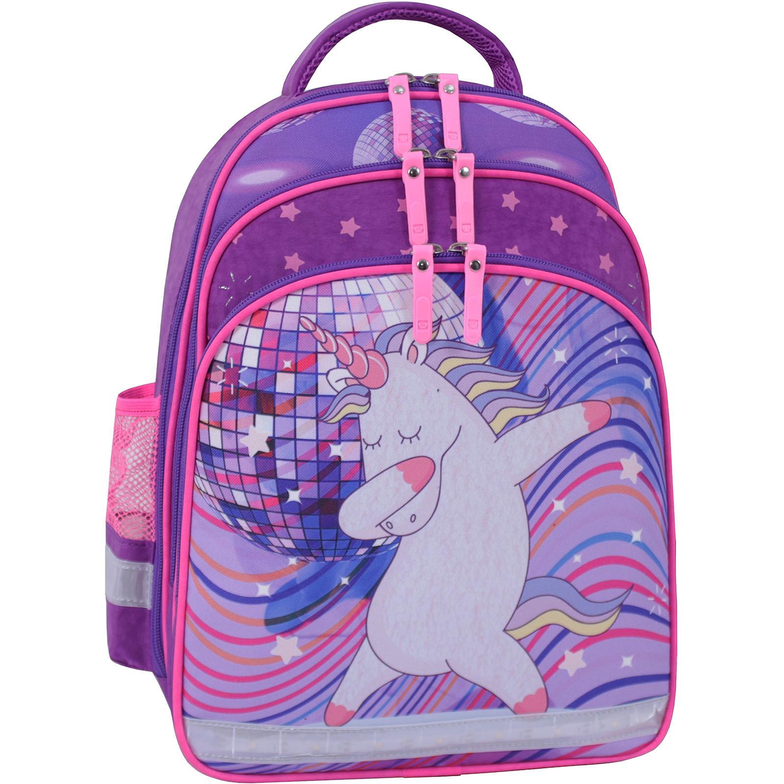 Школьные рюкзаки Рюкзак школьный Bagland Mouse 339 фиолетовый 503 (0051370) IMG_9883_суб.503_.JPG