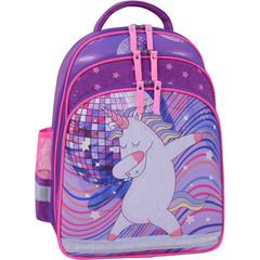 Рюкзак школьный Bagland Mouse 339 фиолетовый 503 (0051370)