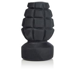 Мастурбатор-анус элегантного чёрного цвета  Граната