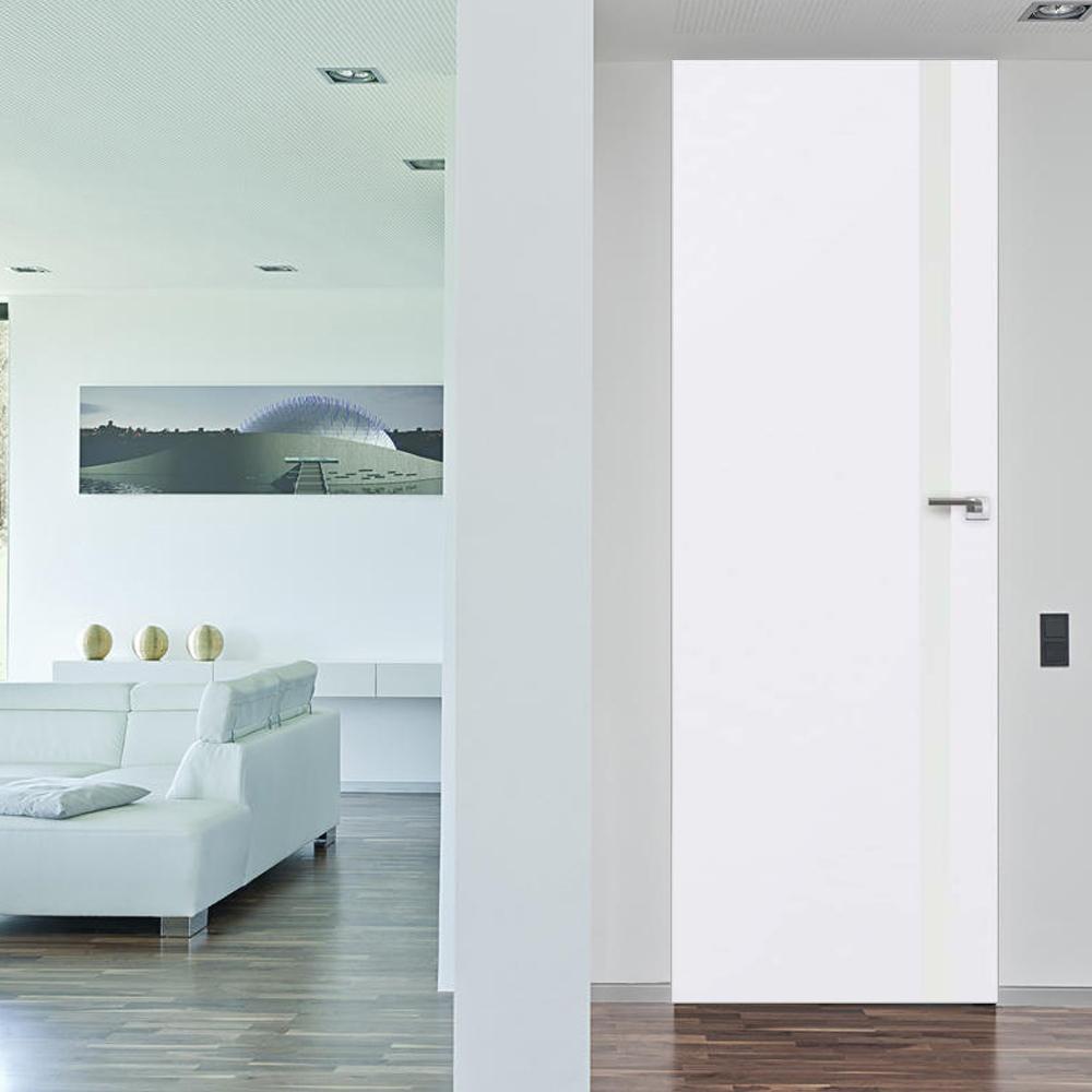 Скрытые двери Скрытая межкомнатная дверь Profil Doors 6E аляска с алюминиевой кромкой и внешним открыванием sd-6e-alaska-beloe-steklo-dvertsov.jpg