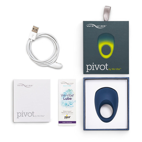 WE-VIBE Pivot Кольцо эрекционное синее