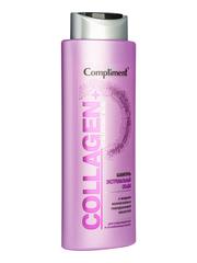 Compliment COLLAGEN+HYALURONIC ACID ШАМПУНЬ ЭКСТРЕМАЛЬНЫЙ ОБЪЕМ для поврежденных и ослабленных волос