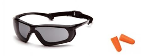 Защитные очки Pyramex Crossovr (SBG10620DT)