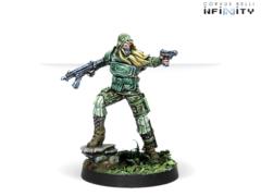 Strelok K-9 (вооружен Submachine Gun)