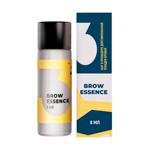 Состав #3 для ДУ бровей 8мл SEXY BROW PERM Innovator Cosmetics
