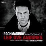 Leif Ove Andsnes, London Symphony Orchestra, Antonio Pappano / Rachmaninov: Piano Concerto No. 3 (LP)