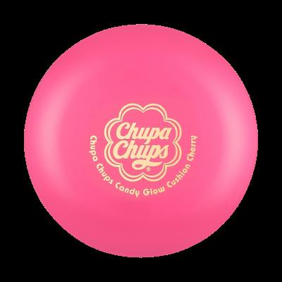 Кушон Chupa Chups Candy Glow Cushion Cherry 2.0 Shell SPF50