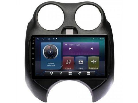 Магнитола для Nissan March/Micra (10-13) Android 10 4/64GB IPS DSP 4G модель CB-2286TS10