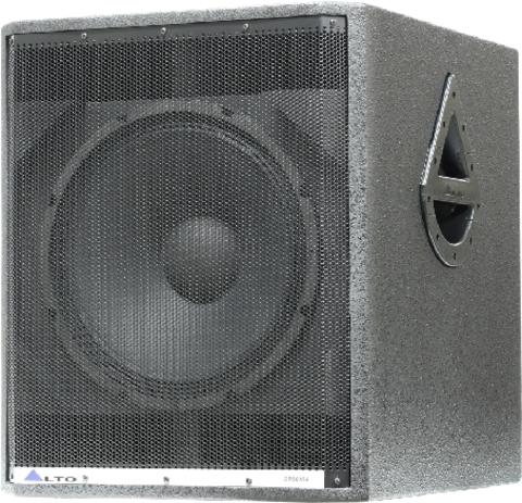 Сабвуферы активные Alto SR500SA