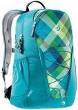 Картинка рюкзак городской Deuter Gogo 25 Petrol-Crosscheck -