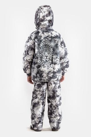 Костюм зимний детский Барсик (мембранная ткань)
