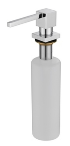 Дозатор Kaiser KH-302 для моющих средств встраиваемый в мойку 350мм (7 цветов)