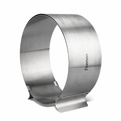 6779 FISSMAN Кулинарное кольцо 16-30см регулируемое круглое (нерж.сталь)