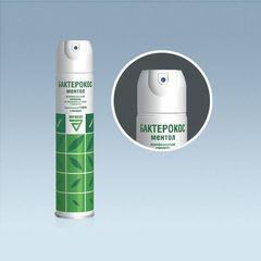 Аэрозоль для дезинфекции воздуха Бактерокос Ментол