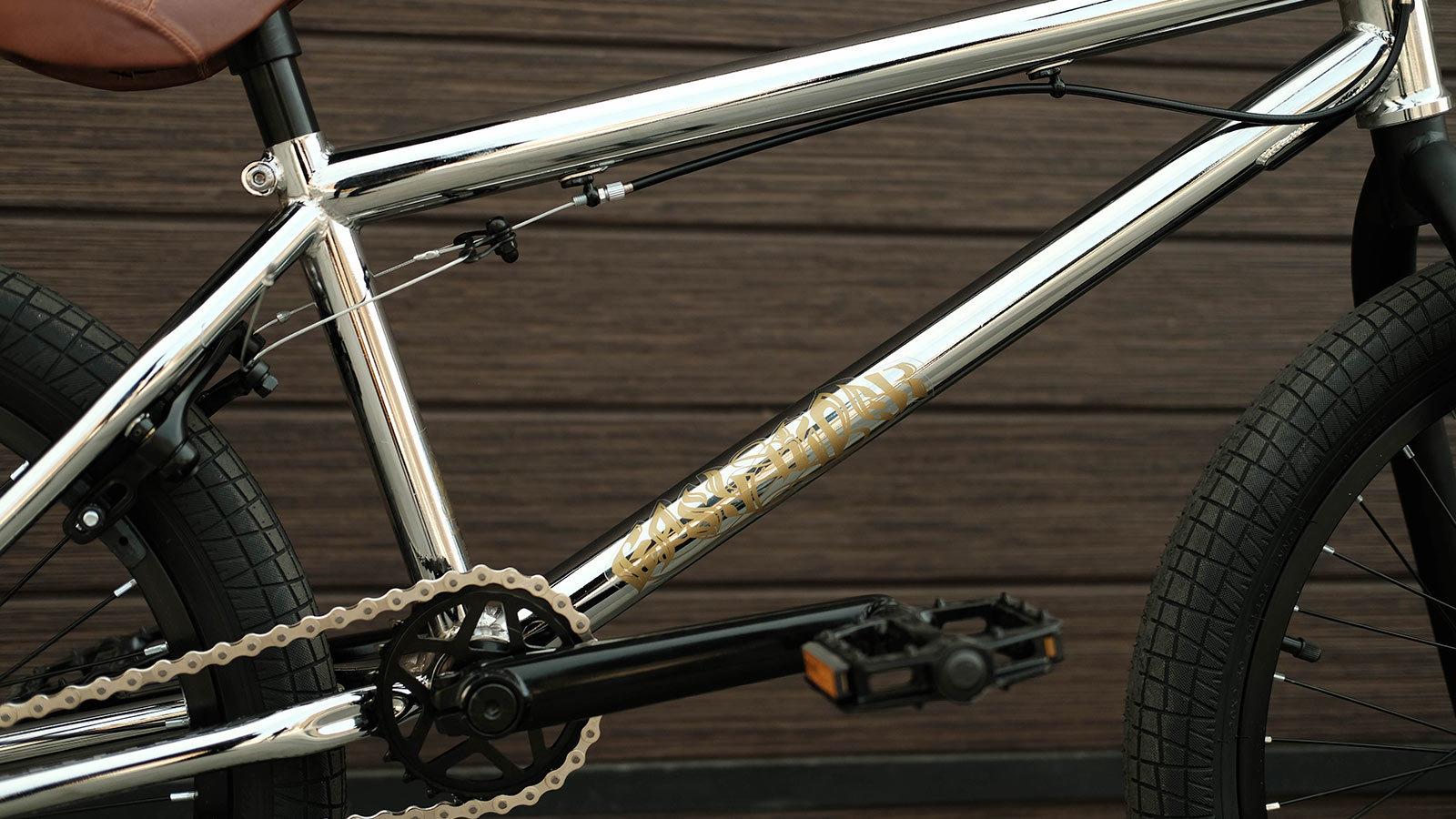 рама bmx трюковой велосипед