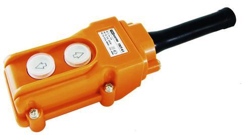 Пульт управления ПКТ-61 на 2 кнопки IP54 TDM