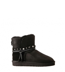 UGG Renn Metallic Black