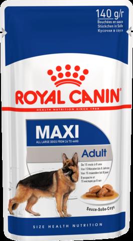 Royal Canin MAXI ADULT для взрослых собак крупных пород
