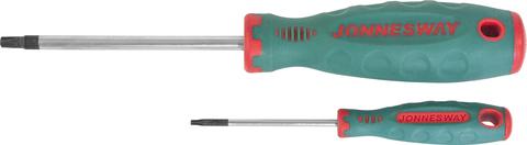 D71T20 Отвертка стержневая TORX® ANTI-SLIP GRIP, T20х100