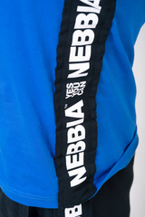 Мужская майка Nebbia Singlet Your potential is endless 174 blue