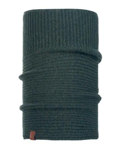Шарф-труба вязаный Buff Neckwarmer Knitted Biorn Military фото 1