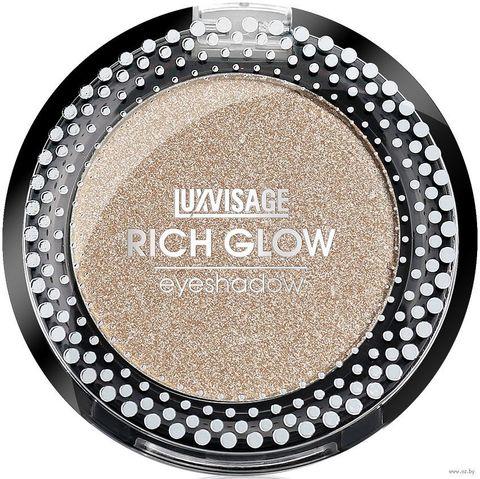 LuxVisage Тени компактные Rich Glow тон 02 angel look 2г