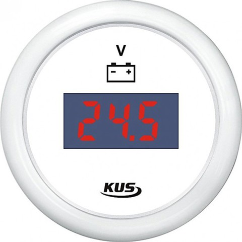 Вольтметр цифровой 8-32 вольт (WW)