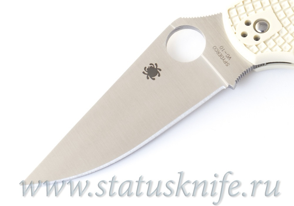 Нож Spyderco C90FPIV2 Stretch 2 Ivory SPRINT RUN - фотография