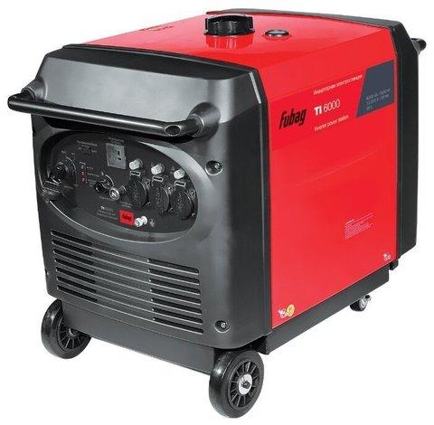 Кожух для бензиновой электростанции Fubag TI 6000