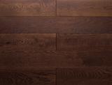 Массивная доска Amber Wood Дуб BRANDY Браш Масло (300 мм-1500 мм*120 мм*18 мм) Россия