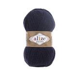 Пряжа Alize Alpaca Royal темно-синий 58