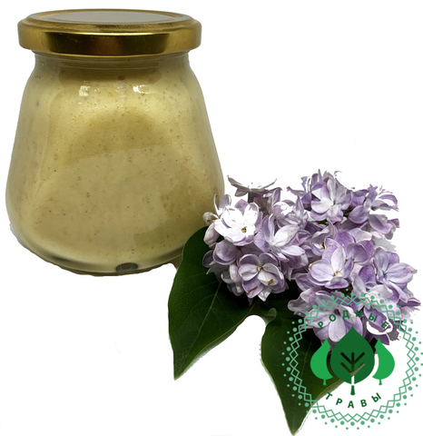 Плющевый мёд с имбирем и лаймом