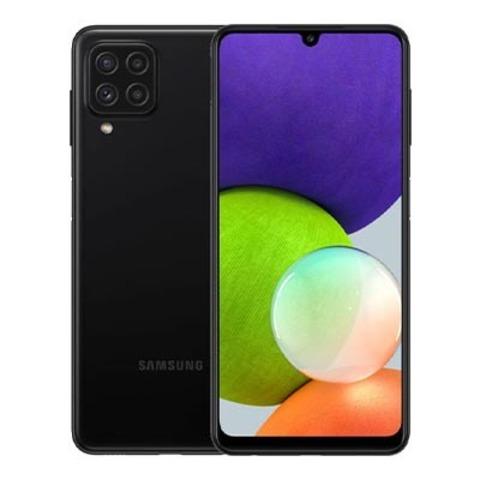 Samsung Galaxy A22, 4/64 ГБ, Чёрный