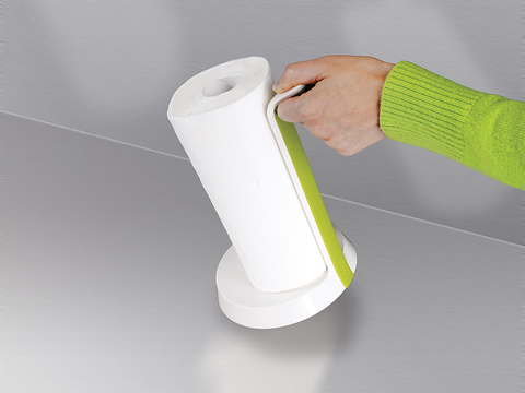 Держатель для бумажных полотенец easy tear™ серый