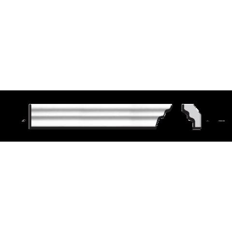 Потолочный плинтус экструдированный - 2м