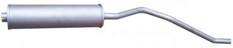 Глушитель Уаз 469 старого образца (пр-во Автоглушитель)