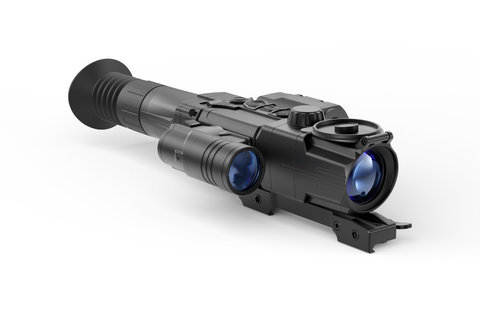 Цифровой прицел ночного видения Pulsar Digisight Ultra N455 LRF с дальномером (без крепления)